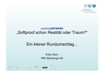 """""""Softproof schon Realität oder Traum?"""" Ein kleiner ... - VSD"""