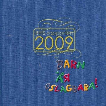 Rapport 2009 - Bris