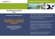 2010-09-16 Uitnodiging en programma Themamiddag Mest.pdf - VAB