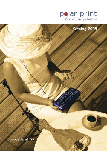 katalog svensk.indd - Polar Print Holding AB