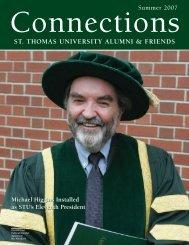 ST. THOMAS UNIVERSITY ALUMNI & FRIENDS