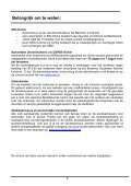 UITTREKSEL COURSE MANUAL - Page 2