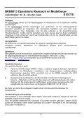 UITTREKSEL COURSE MANUAL - Page 3