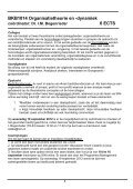 UITTREKSEL COURSE MANUAL - Page 5