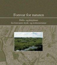 Forsvar for naturen - Naturstyrelsen