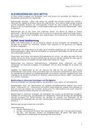 Elevbedömning och betyg - Ålands landskapsregering