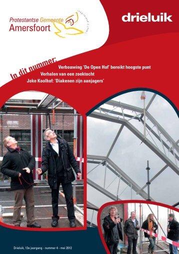 Mei 2012 - Protestantse Gemeente Amersfoort