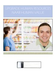Upgrade Human Resources tot Human Value - 91engagement