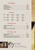 Wijnkaart - De Engel - Page 6