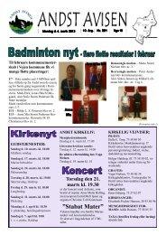 Andst Avisen uge 10 2013