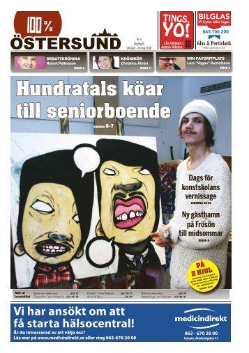 Ladda ner hela tidningen - 100 procent Östersund