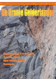 Nummer 2 - 45 PAINFBAT Oranje Gelderland