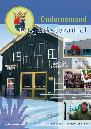 OT BW nr. 5 - raad Tytsjerksteradiel - Gemeente Tytsjerksteradiel