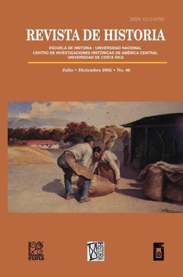 REVI REVISTA HISTORIA 46 - Revista Historia - Universidad de ...