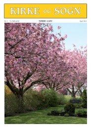 Kirkeblad 0411_Kirkeblad 0307 - Nørre Aaby Kirkes