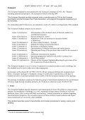 EU standarder for isoleringsmaterialer af cellulosefibre - Alternativ ... - Page 6