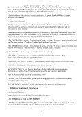 EU standarder for isoleringsmaterialer af cellulosefibre - Alternativ ... - Page 7