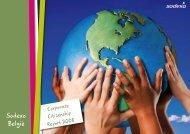 Rapport 2008 - Sodexo