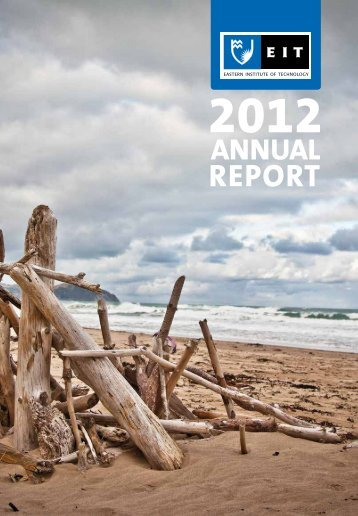 Download EIT Hawkes Bay 2012 Annual Report ... - EIT Hawke's Bay