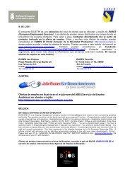Ofertas de empleo en Austria en el e-jobroom del AMS (Servicio de ...