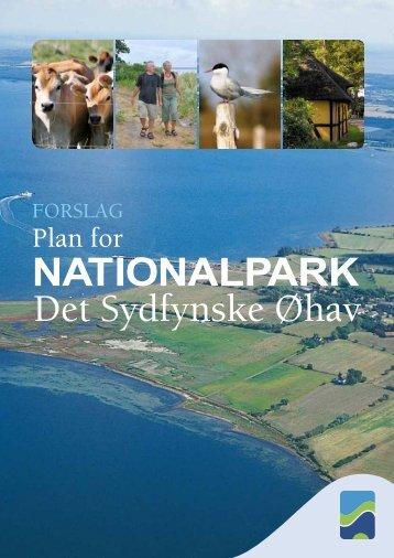 NatioNalpark Det Sydfynske Øhav - Nationalpark Sydfyn