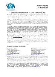 Press release 20 June 2012 - AACC