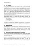 D 2.1.1 Note on literature review concerning market ... - Biorefinery - Page 4