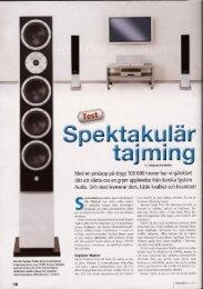 Den för System Audio jättestora Exploreri