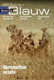 Gesmolten vezels geven doorslag - Nederlands Forensisch Instituut