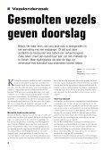 Gesmolten vezels geven doorslag - Nederlands Forensisch Instituut - Page 2
