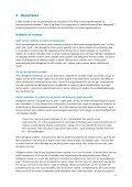 Evaluering af pilottest af undervisningsforløb om sundhedspædagogik - Page 6