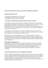 Retningslinjer for mail og telefoni Gribskov Kommune.pdf