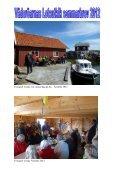 Sommarbrev från styrelsen - Föreningen Väderöarnas lotsutkik - Page 5