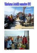 Sommarbrev från styrelsen - Föreningen Väderöarnas lotsutkik - Page 7
