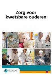 Zorg voor kwetsbare ouderen - Meander Medisch Centrum