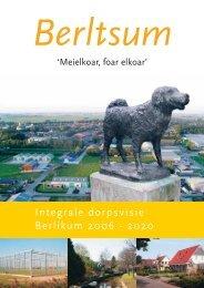 Integrale dorpsvisie Berlikum 2006 - 2020 - Berlikum.com