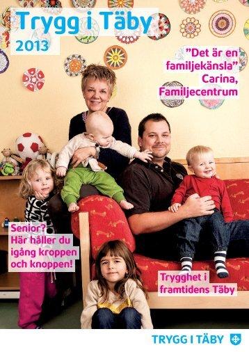 Trygg i Täby-guiden 2013