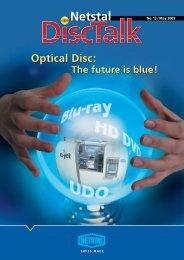 Optical Disc: Optical Disc: