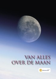 VAN Alles over de maan - Sterrenkunde in Nederland
