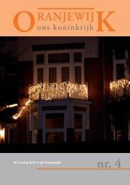 Winter 2011/2012 - OranjeWijk