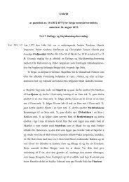 Utskrift av pantebok nr. 10 (1872-1877) for Senja ... - Lenvik Museum
