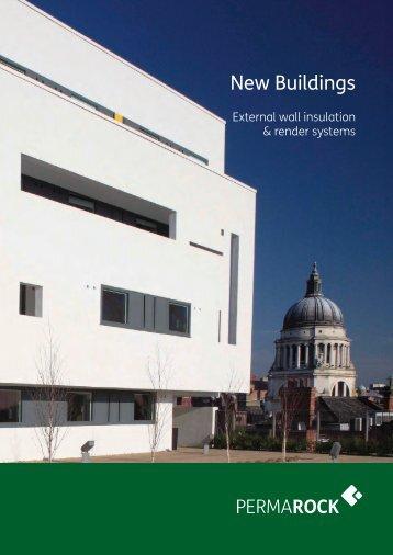 PermaRock New Buildings Brochure
