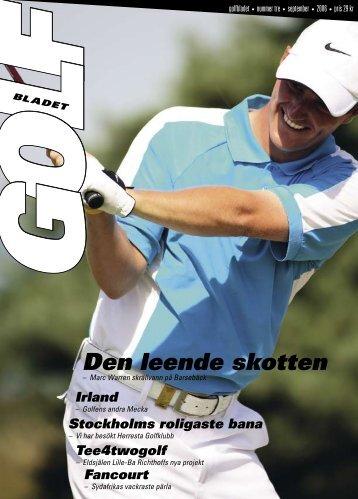 Den leende skotten - Golfbladet