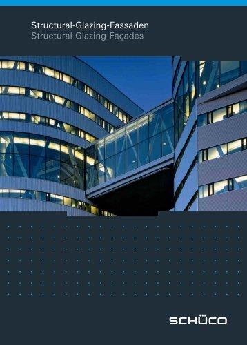 Structural-Glazing-Fassaden Structural Glazing Façades