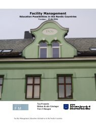 Facility Management - Dansk Facilities Management