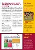 Nieuwsbrief Schiedam in beweging 10 - Gemeente Schiedam - Page 4