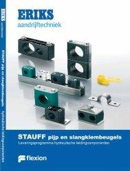 ERIKS - Stauff pijp- en klembeugels - ERIKS Aandrijftechniek