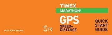 W281_GPS Marathon_QSG_BOOK.indb - Timex.com assets