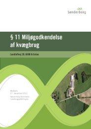 Lundtoftvej 20 - godkendelse - Sønderborg Kommune
