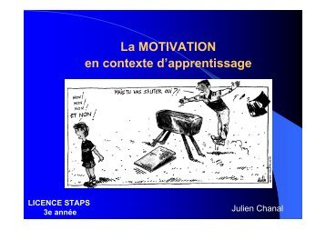 Partie 3 - Staps.univ-avignon.fr